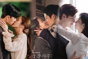 7 cao thủ của những nụ hôn 'ướt át': Rụng tim với Lee Jong Suk, Park Seo Joon hay Jung Hae In?