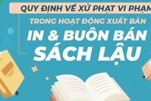 Thanh tra Sở TT&TT Hà Nội xử phạt 80 triệu 2 đơn vị vi phạm hoạt động xuất bản