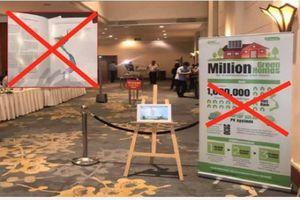 GreenID bị xử phạt vì phát hành tài liệu hội thảo không có Hoàng Sa, Trường Sa