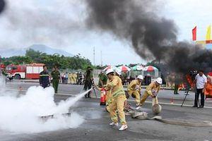 PV GAS hưởng ứng Tháng Phòng, chống cháy nổ 2020