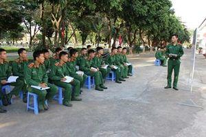 Quy định điểm chuẩn tuyển sinh đào tạo đại học, cao đẳng quân sự