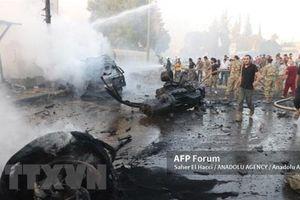 Tình hình chiến sự Syria mới nhất ngày 7/10: Đánh bom kinh hoàng tại Aleppo, ít nhất 14 người thiệt mạng