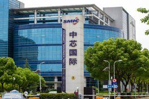 Mỹ áp hạn chế với nhà sản xuất chip lớn nhất Trung Quốc