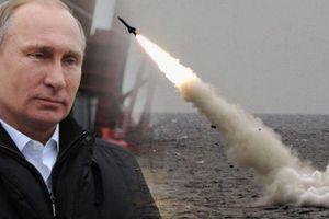 Ông Putin nhận được báo cáo về vụ phóng thành công tên lửa Zircon