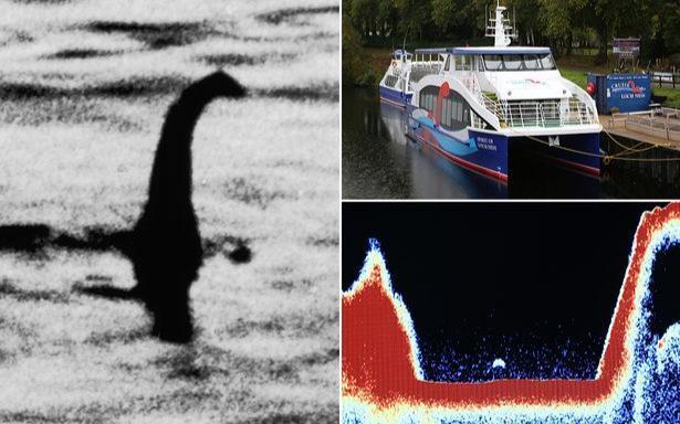 Phát hiện bằng chứng thuyết phục nhất về quái vật hồ Loch Ness