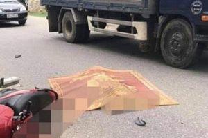 Hòa Bình: Người phụ nữ tử vong khi va chạm với xe tải
