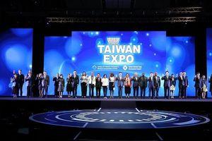 Taiwan Expo 2020: Cơ hội tiếp cận hàng hóa, công nghệ hàng đầu