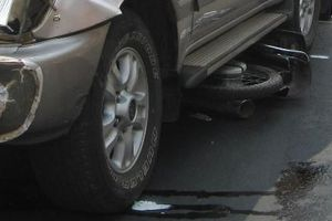 Xảy ra tai nạn chết người vì đi không đúng phần đường