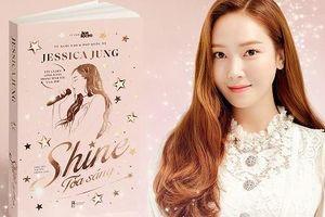 Tiểu thuyết đầu tay 'Shine' của Jessica: Xuất sắc lọt top bán chạy New York Times