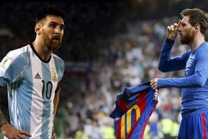 Mục tiêu mới của Messi chắc chắn không phải là Barcelona