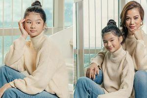 Con gái Trương Ngọc Ánh xinh đẹp hơn mẹ, chuẩn dáng hoa hậu