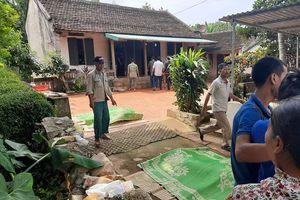Vụ 2 vợ chồng già ở Thanh Hóa tử vong bất thường: Manh mối vết giày tại hiện trường