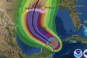 Hoạt động dầu khí tại Vịnh Mexico lại hứng chịu bão Delta