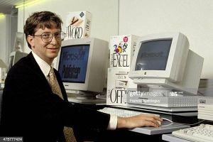 Bill Gates là người đàn ông được ngưỡng mộ nhất Việt Nam