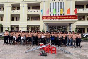 Khởi tố nhóm giang hồ hỗn chiến tranh chấp đất ở Biên Hòa