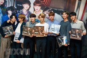 BTS được vinh danh vì đóng góp trong thúc đẩy quan hệ Hàn-Mỹ
