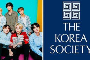 BTS được vinh danh vì những đóng góp trong thúc đẩy quan hệ Hàn Quốc-Mỹ