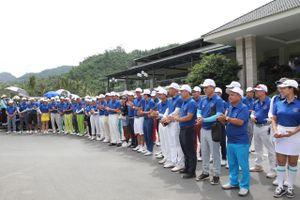 Kết nối doanh nghiệp qua Giải Golf Sao vàng lần thứ VI – 2020