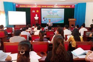 Phú Thọ: Tập huấn kỹ năng hợp tác, vận động viện trợ PCPNN cho gần 100 cán bộ làm công tác đối ngoại