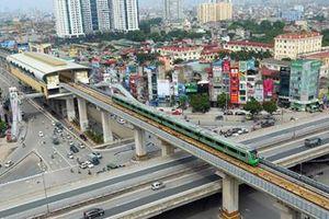 Chậm tiến độ, tăng tổng mức đầu tư: Các dự án đường sắt đô thị vẫn đứng đầu bảng