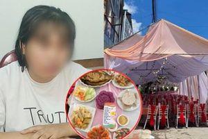 Công an cung cấp thêm thông tin về vụ cô dâu Điện Biên 'bom' 150 mâm cỗ cưới