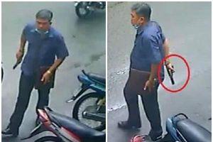 Vụ người đàn ông dùng súng nhựa dọa hàng xóm ở TP.HCM: Lời khai hé lộ nguyên nhân sự việc