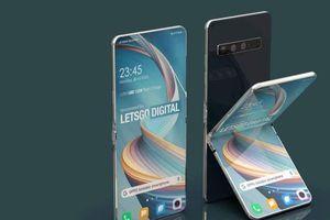 Smartphone màn hình gập của OPPO lộ ảnh render siêu đẹp