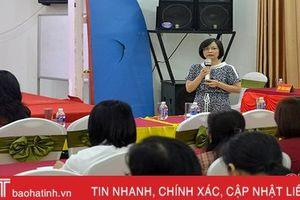 Trang bị kiến thức pháp luật lao động cho cán bộ công đoàn và doanh nghiệp Hà Tĩnh