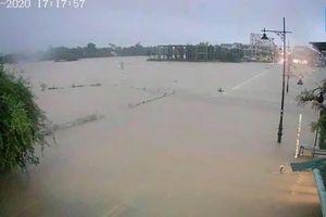 Phó Chủ tịch UBND tỉnh TT Huế: Không được chủ quan trong công tác ứng phó mưa lũ