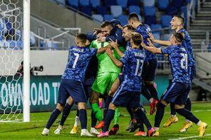 EURO 2020: Xác định 8 đội tham gia chung kết play-off
