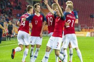 Kết quả vòng loại EURO 2020: Na Uy thua sốc trên sân nhà