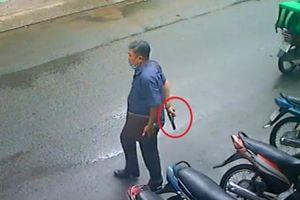 Lời khai của người đàn ông dùng súng nước đe dọa hàng xóm