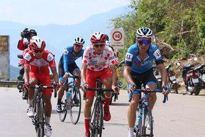 Đội xe đạp Malaysia tuyên bố sở hữu Loic Desriac