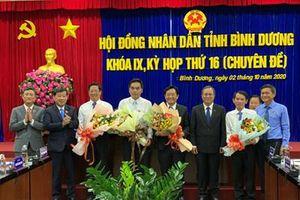 Đồng chí Nguyễn Hoàng Thao làm Chủ tịch UBND tỉnh Bình Dương