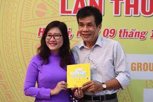 Ông Lê Minh Quốc: Sách thiếu nhi được quan tâm tại Giải Sách Quốc gia