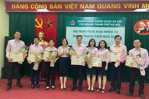 Ngân hàng Chính sách xã hội TP Hà Nội: Đưa gói hỗ trợ đến người dân, doanh nghiệp