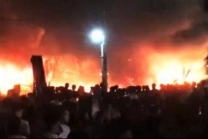 Nghệ An: Vụ 4 tàu cá bị cháy, gây thiệt hại khoảng 12 tỷ đồng
