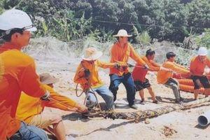 Xã đảo Nhơn Châu đã có điện lưới quốc gia