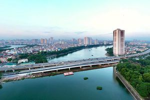 Diện mạo mới của hạ tầng giao thông Thủ đô