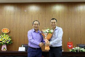 Chủ tịch FIFA, AFC và AFF gửi thư chúc mừng ông Lê Khánh Hải