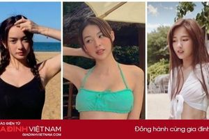 Mỹ nhân thế hệ mới có vòng 3 đẹp nhất showbiz Việt