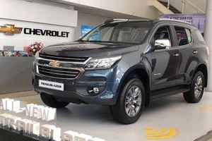 Bảng giá xe Chevrolet tháng 0/2020: Giảm giá 'sập sàn'