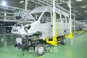 THACO giới thiệu dây chuyền sản xuất và ra mắt sản phẩm Mini Bus IVECO DAILY