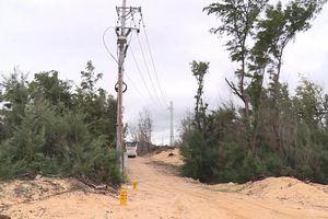 Xã đảo Nhơn Châu chính thức có điện lưới quốc gia