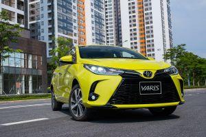 Toyota Yaris nâng cấp mới chính thức cập bến Việt Nam, giá tăng 18 triệu đồng