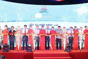 TP.HCM: Bến xe Miền Đông mới chính thức mở cửa đón khách