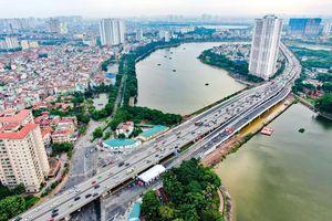 Ngắm những công trình chào mừng các sự kiện trọng đại trong tháng 10 của Thủ đô Hà Nội