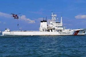 6 tàu cá, 60 thuyền viên Trung Quốc bị Malaysia bắt giữ