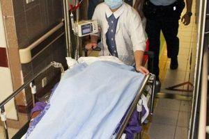 Cựu trùm Hội Tam Hoàng Hồng Kông bị bắt sau vụ triệt hạ đối thủ 'nhanh như chớp'