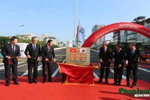 Khánh thành công trình cầu cạn vành đai 3 đoạn Mai Dịch – Nam Thăng Long